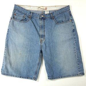 Levi's 569 Loose Fit Men's Jean Shorts Size:40